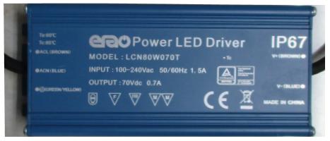 LED水銀灯性能